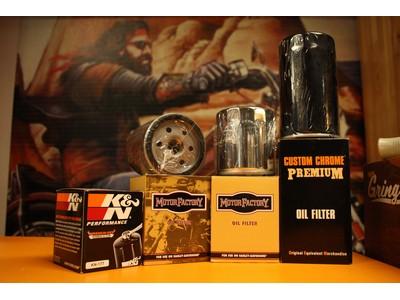 Filteri ulja za Harley-Davidson